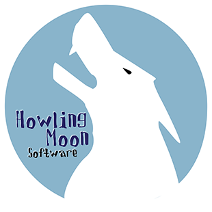 Howling Moon Software Logo